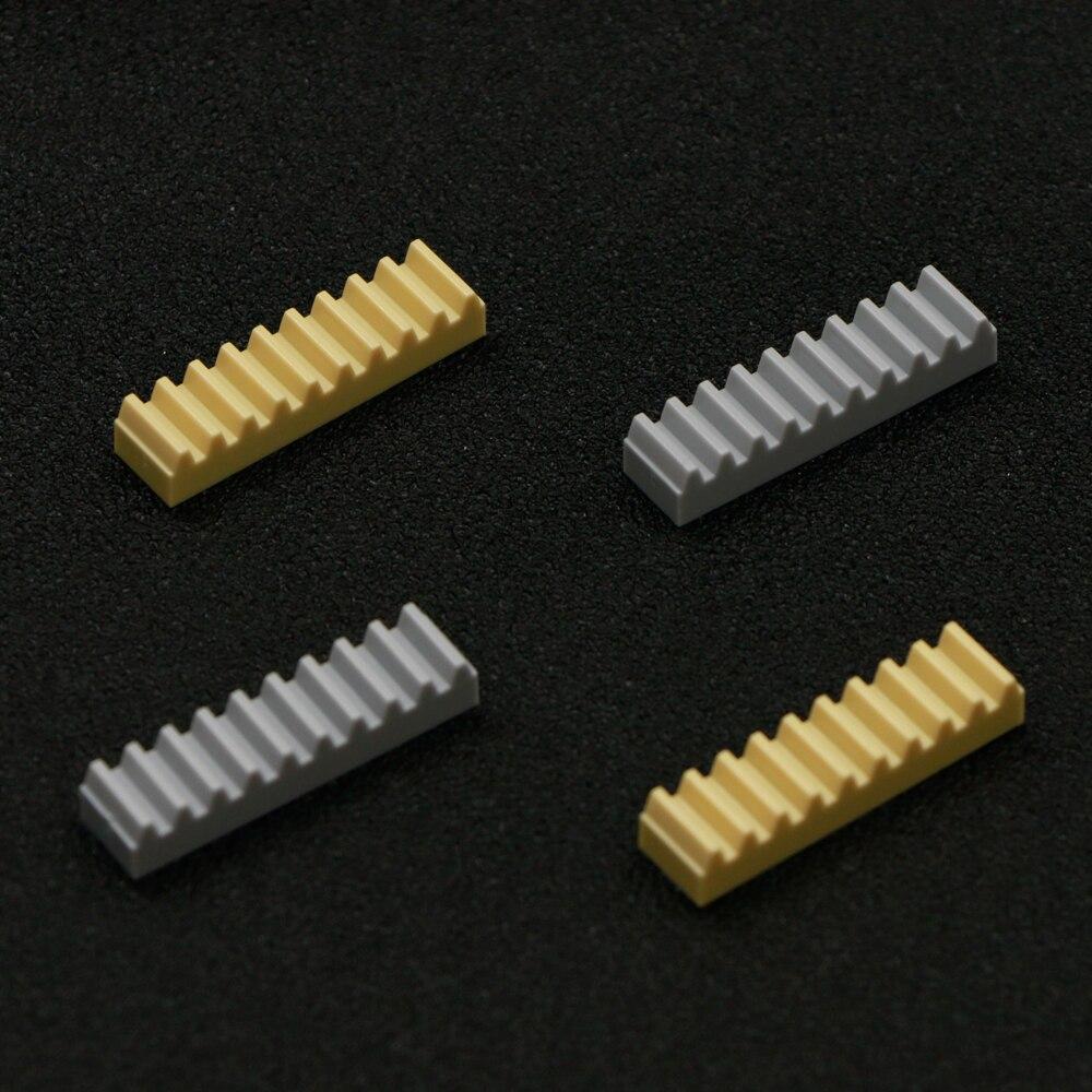 Technic Building Blocks Parts Bulk MOC Gear Rack Z10 Pin 1x4 Cogs Educational Toys For Kids Compatible Accessory Technic  Bricks