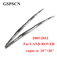 GSPSCN 2 Pcs Pair 26 26 For LAND ROVER Vogue Se 2005 2012 HIGH QUALITY FRONT