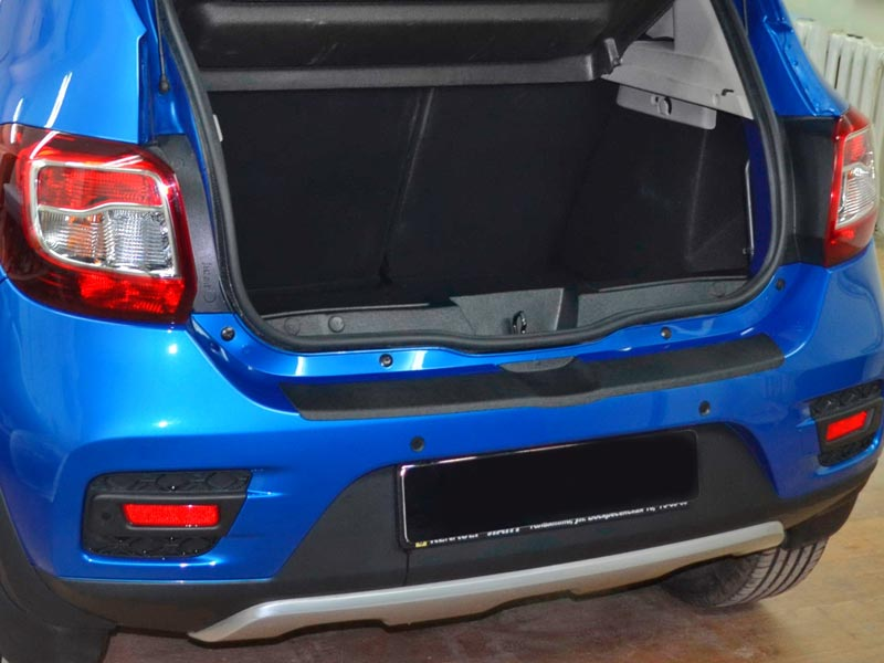 pad trunk picture more detailed picture about protective pad for renault sandero stepway. Black Bedroom Furniture Sets. Home Design Ideas