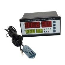 1 Компл. XM-18 Контроллер Инкубатор Датчик Температуры Многофункциональный Автоматический Инкубатор Выращивания Инкубатор Оборудования