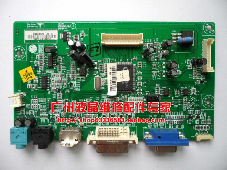 Free Shipping>Original 100% Tested Working W2442 driver board EAX56217402 signal board package test good condition new free shipping original 100% tested working 2333gw 2343bw driver board bn41 01085a 2333sw motherboard package test