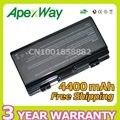 Apexway 4400 мАч аккумулятор для ноутбука Asus 90-NQK1B1000Y A31-T12 A32-T12 A32-X51 T12Jg T12Mg T12Ug X51H X51L X51R X51RL X58