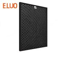 365*280 * AC4143 10mm Alta Eficiente Filtro De Carvão Ativado para Filtro de Ar para AC4072 AC4075 AC4014 AC4086 ar Mais Limpo Peças