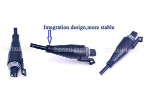 Image 5 - 0.3m kablo, 10bar,12VDC,1 5V,NPT1/8 yağ yakıt dizel hava gazı su ithalat seramik basınç sensör verici dönüştürücü