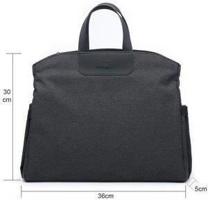 Image 3 - 2020 Diaper Bag for Mom Nappy Shoudler Messenger Bags Mother Travel Luiertas Stroller Baby Infant Organizer Nursing to care
