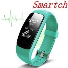 696 Bluetooth 4.0 ID107 Plus HR Freqüência Cardíaca Pulseira 3D Monitor do sensor De Rastreamento De Fitness Para iOS Android pk id115 id107 s2