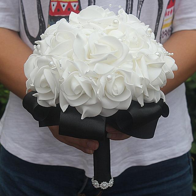 Foam Bridal Bouquet 4