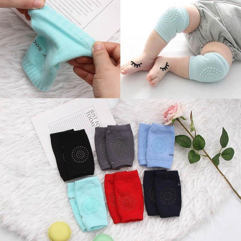2Pcs/Pair Baby Knee Pad Safety Crawling Elbow Cushion Infant Toddlers Leg Warmer Knee Anti-slip Elbow Protector2Pcs/Pair Baby Knee Pad Safety Crawling Elbow Cushion Infant Toddlers Leg Warmer Knee Anti-slip Elbow Protector