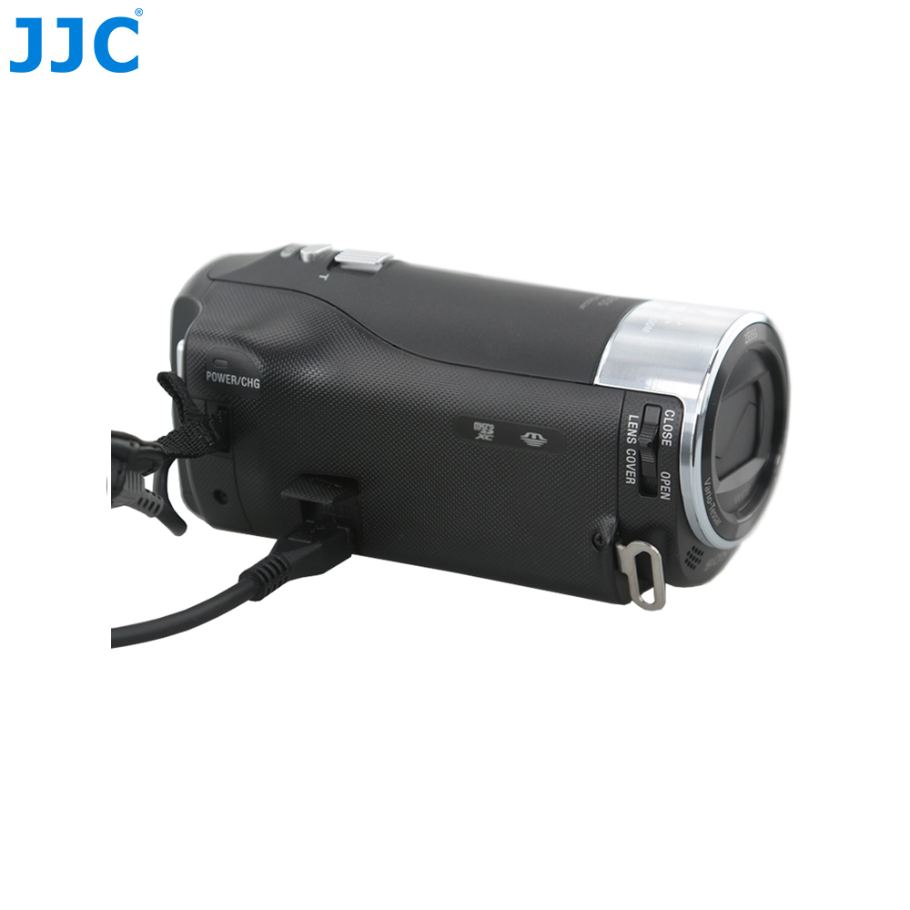 Jjc Audio Video Cable For Sony Handycam Camcorder Hdr Cx320 Pj810 Cx320e Cx380 Cx380e 15m Multi Terminal Connector In Shutter Release From Consumer