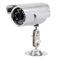 MOOL Top Quality CCTV Camera DVR Waterproof Outdoor CCTV Security Camera Micro SD TF Card Night