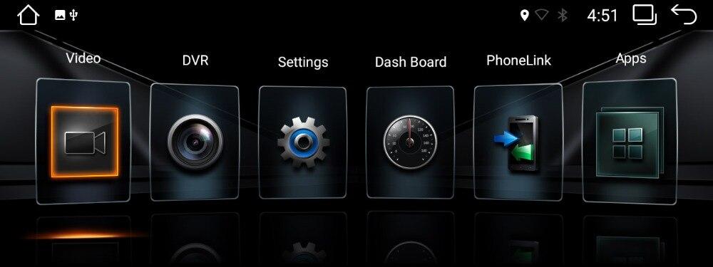 BMW EVO UI on android head unit 2