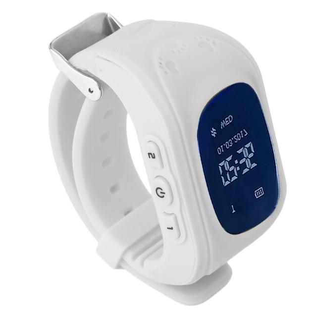 Children's Q50 Smart watch for Kid Anti-lost Wristwatch GSM GPRS Emergency SOS L