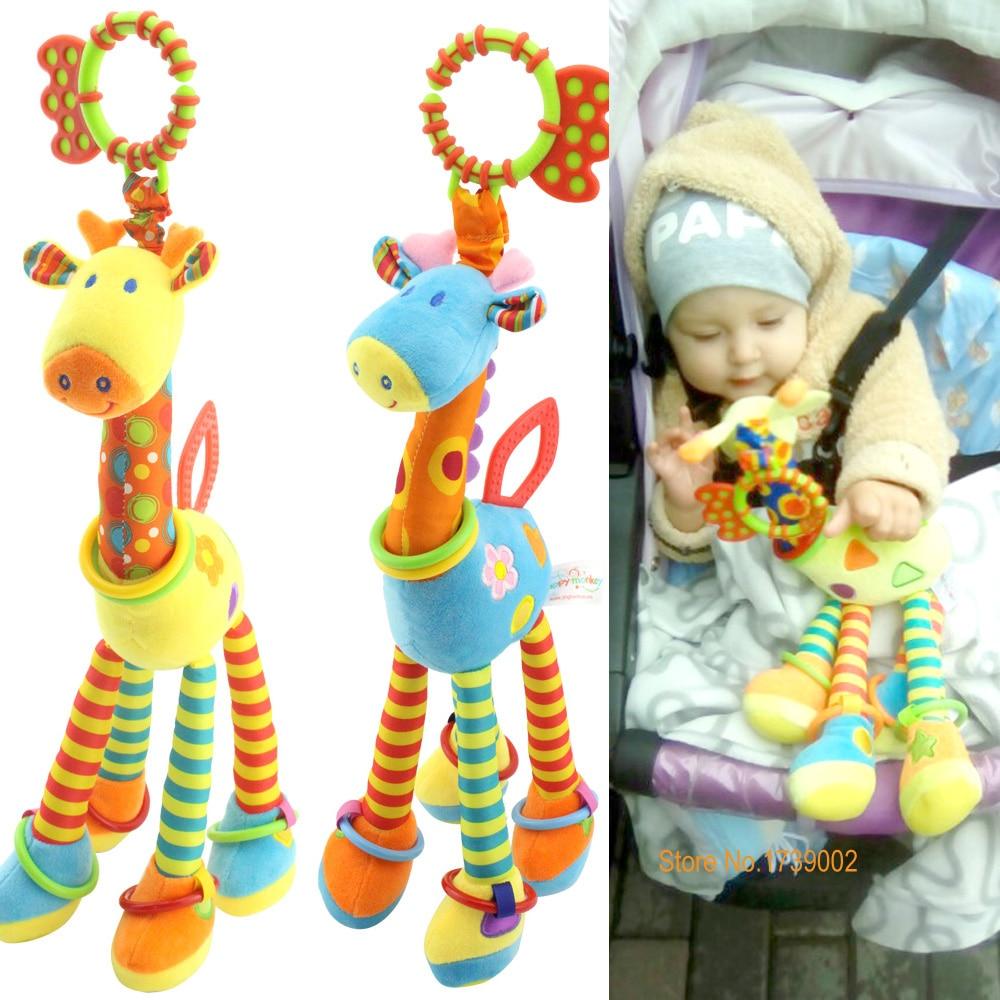 ՆՅՈՒՇԻ ՊԼՅՈՒՍ նորածնի նորածնի - Խաղալիքներ նորածինների համար - Լուսանկար 3