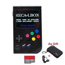 New 2.0 Retro LCL-Pi Raspberry Pi For Game Boy Handheld Game Console Video Game Porta til Classic Game Player Raspberry Pi 3B/B+