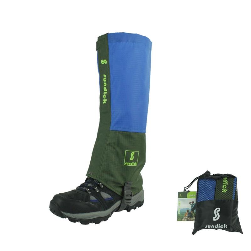Prix pour Sundick Anti-Mites Alpinisme Gaiters Respirant Neige Gaiters Étanche Randonnée Gaiters SD-XT01