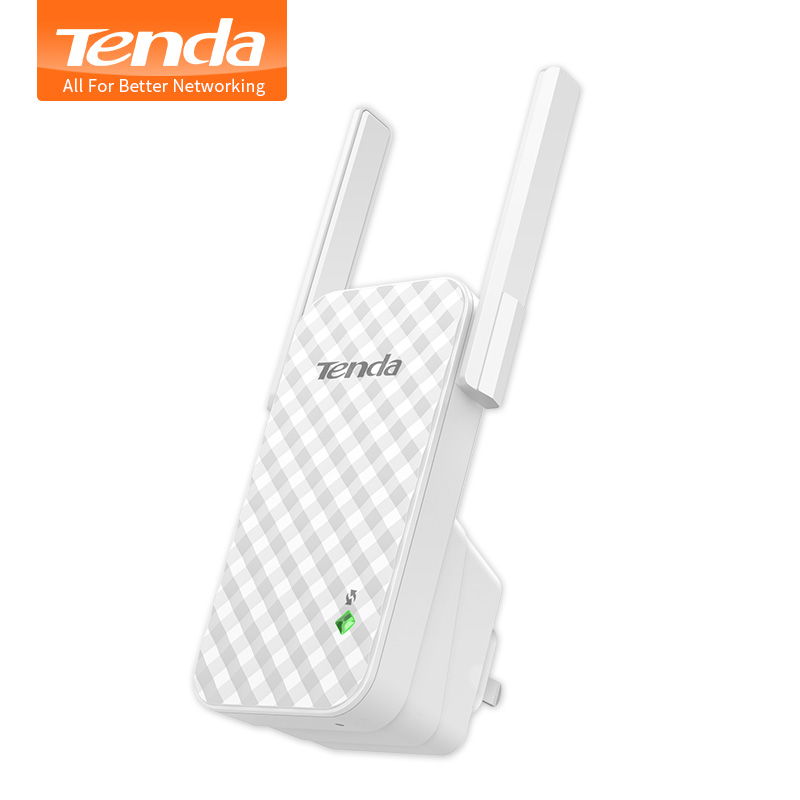 Buy tenda a9 300m wireless wifi repeater for Localisation wifi