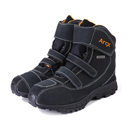 Brand ARCX Men And Women Motorcycle Boots Motocross Racing Riding Protective Breathable Leather Botas Moto Highway Racing Shoes