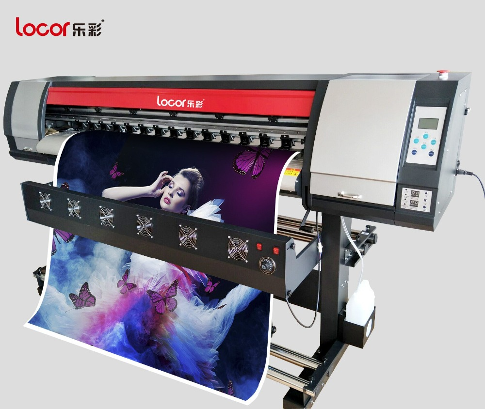 locor colorful printing machine with dx5 one printhead ...