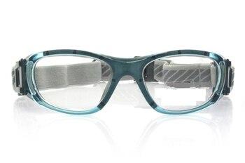 3b5a37acb1 Gafas de baloncesto para niños y niñas, lentes transparentes gafas  deportivas para adolescentes, gafas de fútbol de protección