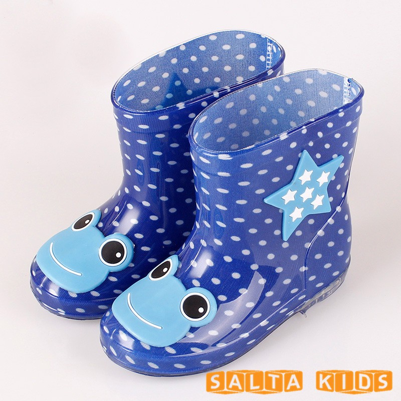 Baby-Boots-Kid-Rain-Boots-With-Cartoon-Printing-Girls-Children-Rain-Shoes-Bow-Waterproof-Child-Rubber-Boots-Infant-shoe-KH079-2