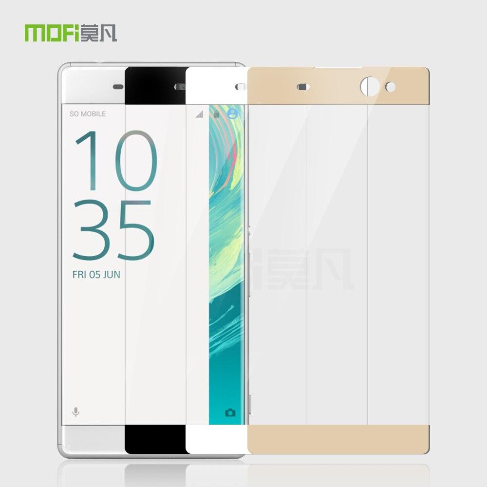 XA Ultra glass tempered MOFi original for Sony Xperia XA Ultra screen protector film full cover tempered glass 6.0 inch
