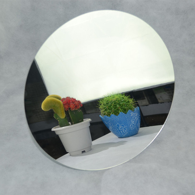 Samples Customize Arbitrary Shape Acrylic Mirror PMMA Pier Glass Plastic Decorative Mirrors And We Can Proofing