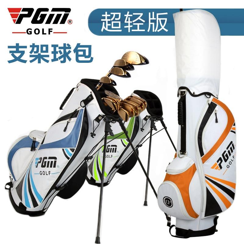 PGM New Golf Bag Men And Women Stent Gun Bag Ultra-light Women Handbag Version Backpack Strap Models A4755 стоимость