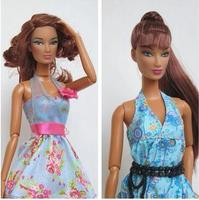 New Original Senior mannequin FR Doll Head+ full point body For FR Dolls Limited Edition Collection Black face for barbie doll