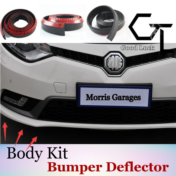 Automobile Refitting Accessories / Rubber Skirts / Truck Chassis / Fashion Style For MG / High Quality / Bumper Lip