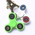 Tri-Непоседа Игрушки Ручной Счетчик Пластиковых EDC Руки Spinner Spinner Для Аутизма и СДВГ Палец Счетчик