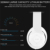 Sound intone bt-09 bluetooth inalámbrico de auriculares estéreo bajo pesado auricular con micrófono auriculares para ordenador iphone xiaomi