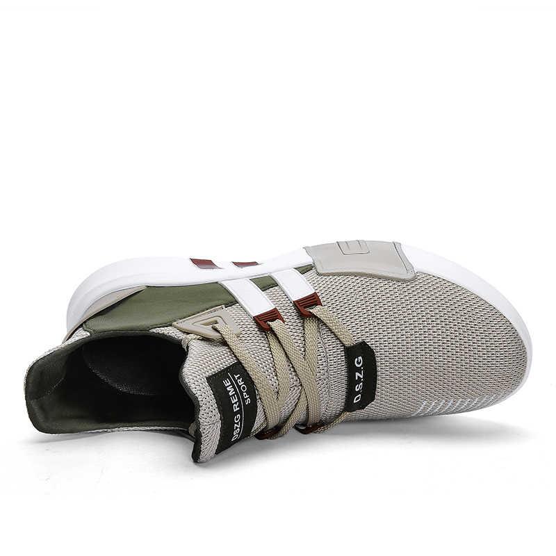 YIGER/Новинка; Мужская Спортивная обувь; мужские кроссовки; мужская повседневная сетчатая обувь; легкие и дышащие кроссовки; 321