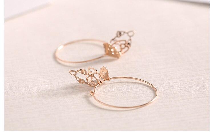 rose gold dog drop silver hoop earrings 02_03