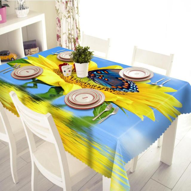 Dining Multi Functional Table Cloth For Party Picnic Table Cloth Home  Decoration Dropshipping #XG