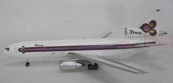 Inflight Thailand Airlines 1:200 IF103031 HS-TGE DC-10-30 commercial jetliners plane model hobby