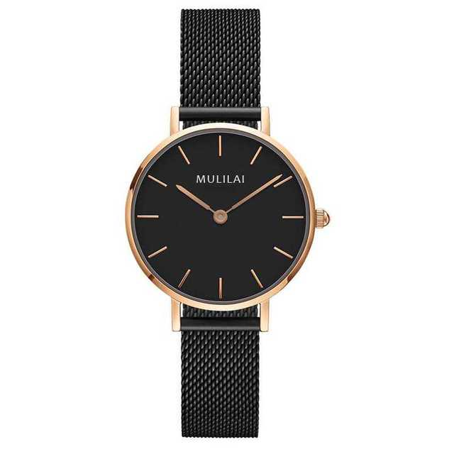 Bracelet Quartz Watch fashion Simple Rose gold women