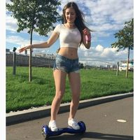 Подарок для детей дешевые trotinette electrique электрический самостоятельно баланс скутер OX Совета скейтборд Электрический New Balance женщин для прода