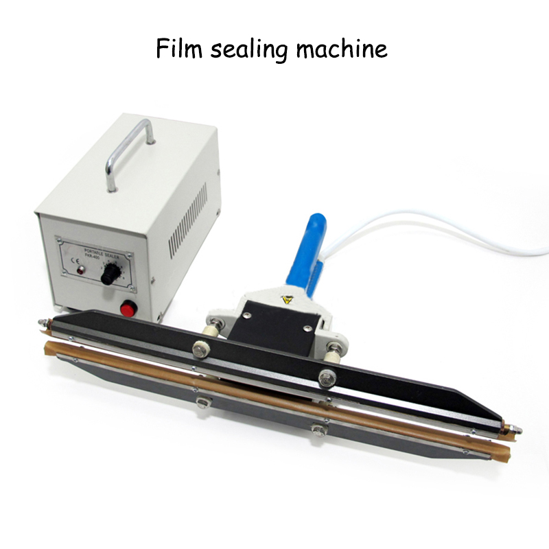 Handle Clamps Portable Plastic Film Polyethylene PE Film Packaging Machine Instant Heating Sealing Machine zonesun stretch film machine plastic film machine stretch film making machine