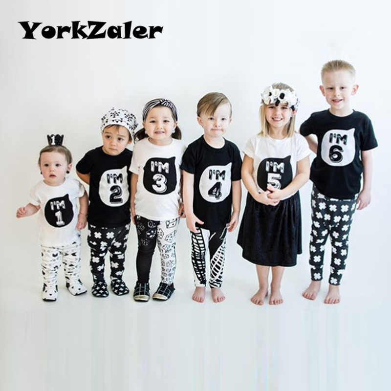 65c75fa02a7f YorkZaler Family Matching Clothes Outfits Matching Brothers Sisters T-Shirt  Summer Short Sleeve Boys T