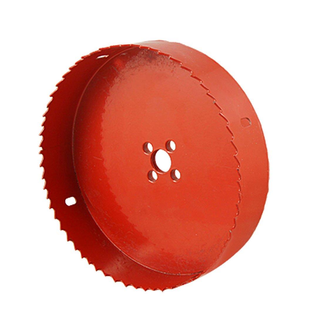 EWS 150mm Diameter Bimetal Hole Saw Wood Alloy Iron Cutter ews 25mm diameter hole saw cutter twist drill bit tool