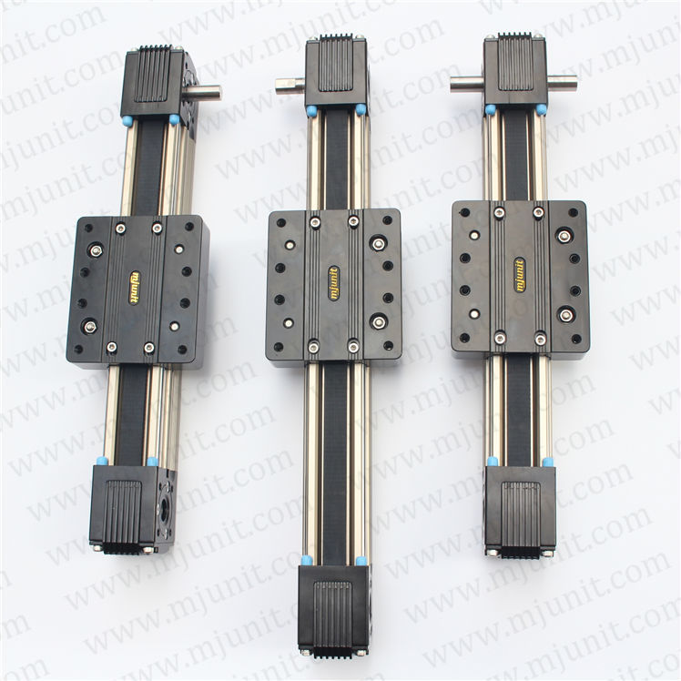 High Strength Motorized Linear rail 3 axis linear stage long life time use Stepping Motor Drive/Servo Drive guideways motorized stepper motor precision linear rail application for labs
