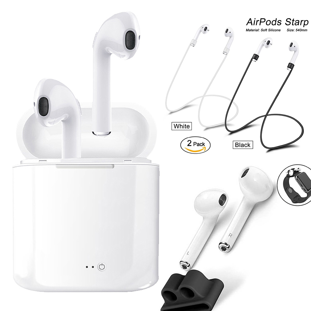 old town for Apple iPhone Xiaomi sony phone headset i7s TWS Wireless Earphones Bluetooth earpods Hifi Earbuds hbq Earpiece