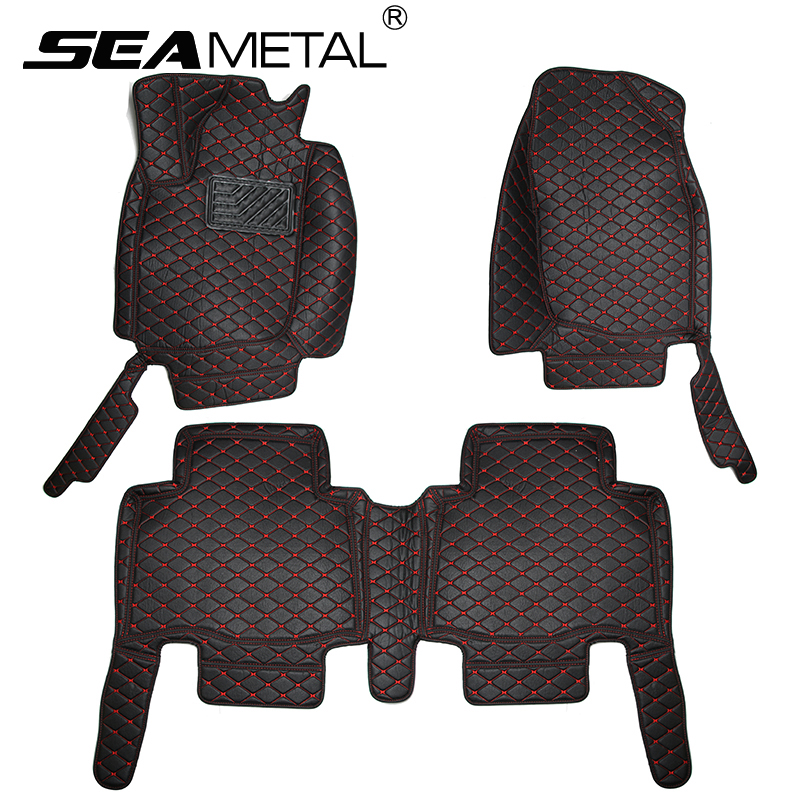LHD For Chevrolet Cruze 2008 2009 2010 2011 2012 2013 2014 2015 2016 Car Floor mats Leather No smell Interior Accessories for nissan qashqai 2008 2009 2010 2011 2012 2013 car inner decoration trim
