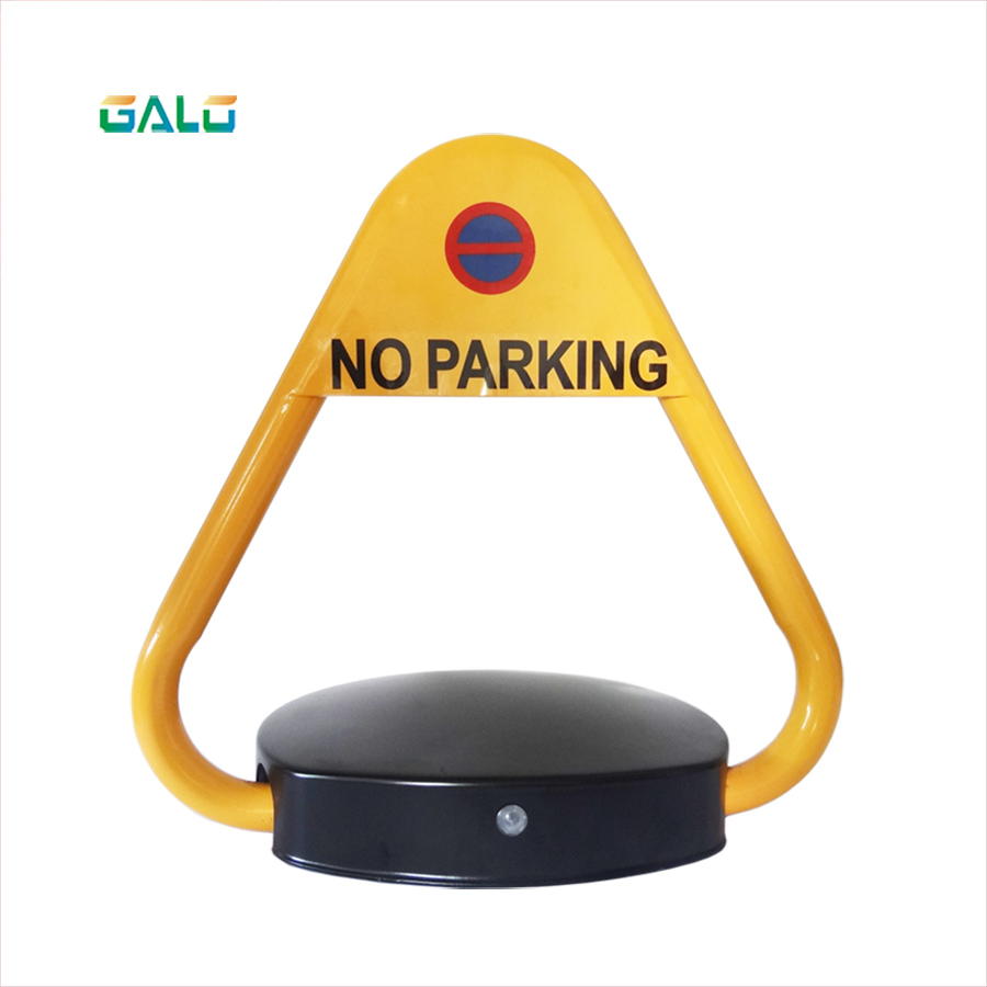 Triangle automatic remote control parking barrier / parking saverparking lock prevent vehicles occupying from occupying space