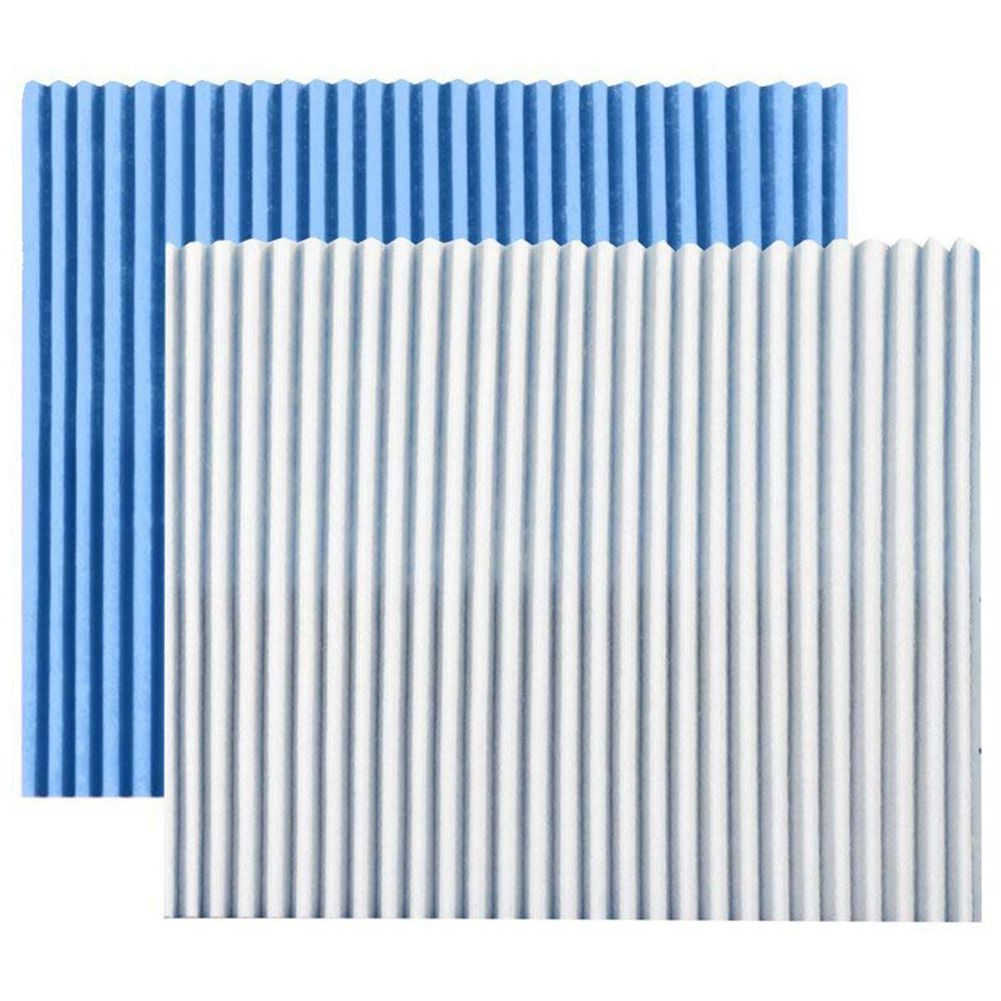 Air purifier Replacement Filter Replacement Pleat Filter Replacement Dust Pleat Filter 5 sheets zipper fly pleat distressed biker pants