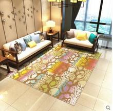 3D Football Modern Carpet Area Rugs Flannel Rug Memory Foam Boys Kids Play Crawl Mat Big Carpets for Home Living Room