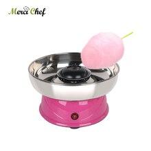 цена на Electric DIY Sweet cotton candy maker Candy Floss Spun sugar machine children girl boy gift EU US 110V 220V