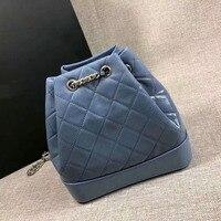 WG06164 модный роскошный рюкзак простой Портативный складной Европе дизайнер рюкзак Европе Бренд Взлетно посадочной полосы Чемодан сумка