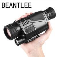 5x40 numérique infrarouge de vision nocturne lunettes aucun thermique avec vidéo caméra Night vision monoculaire arme vue hotsale