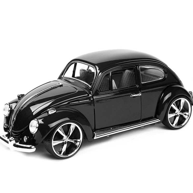 Detail Feedback Questions About 1 18 Alloy Retro Old Car Vw Beetle